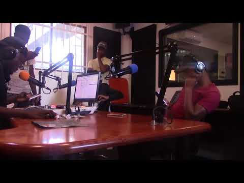 Dj Couch Tsekeleke Live On SMU FM 97.1 WITH PERCY SLEASH SA Talking All Things FOREX TRADING