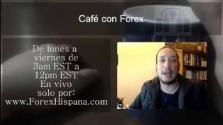 Forex con Café del 7 de Marzo del 2017
