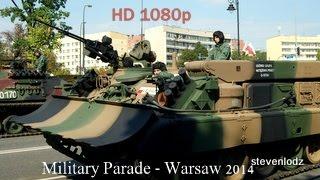 DEFILADA ☆ Polish Army ☆ Military parade ☆ Warsaw 2014