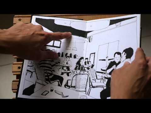 Stillman & Birn Zeta Sketchbook Review