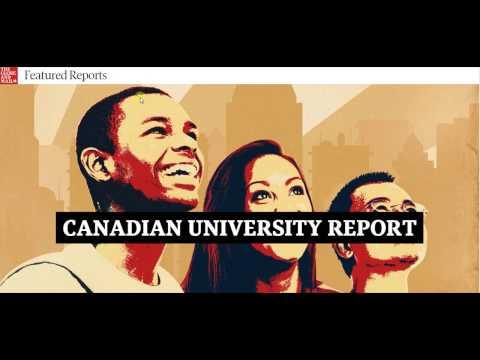 Canada Trending Universities