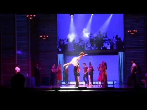 Dirty Dancing on Tour - The Time of My Life