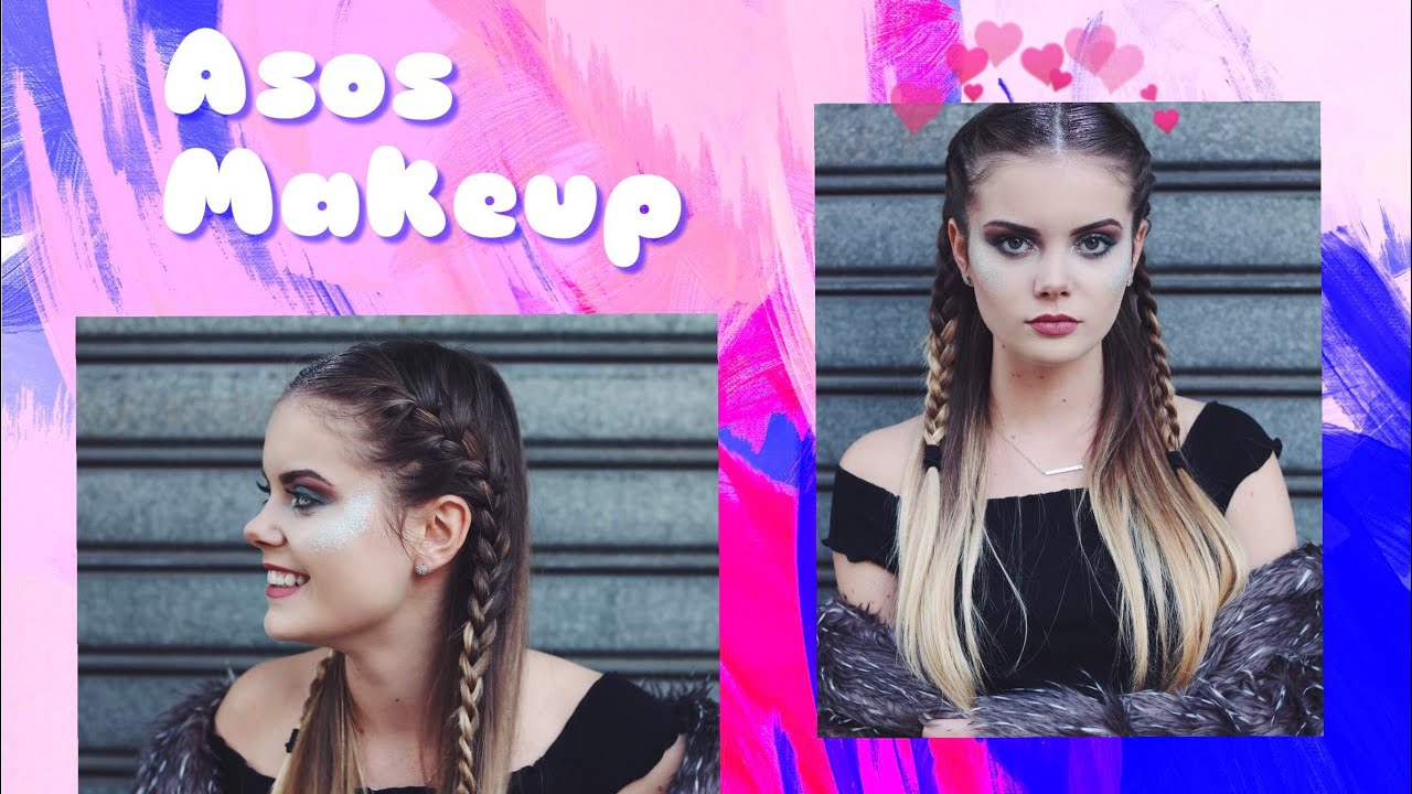 Testons le maquillage ASOS !