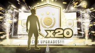 20 x MID OR PRIME ICON PACKS!!!! FIFA 21