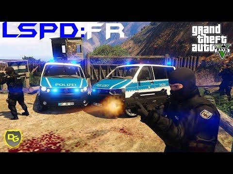 GTA 5 LSPD:FR #058 - ZUGRIFF! - Deutsch - Grand Theft Auto 5 LSPDFR