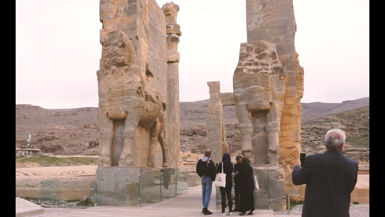 Private Tour Of Persepolis Guide Talked About The History Of Persian Empire Iran Youtube