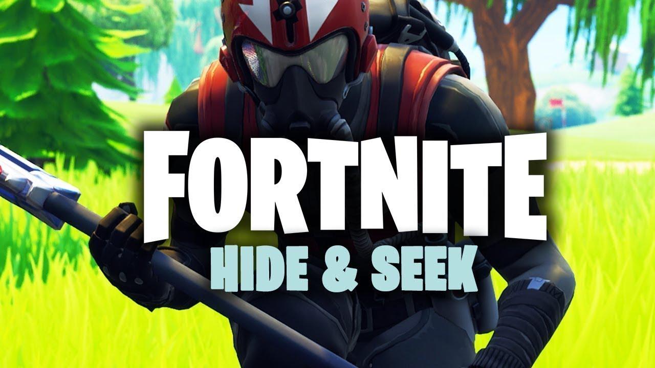 Die besten verstecke auf Montes Map! Fortnite Hide and ...