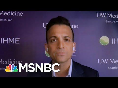 Dr. Vin Gupta Fights Back Against Damaging Vaccine Narrative   Deadline   MSNBC