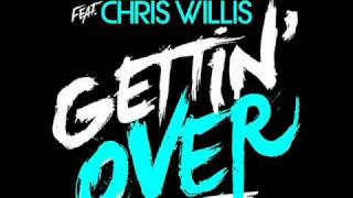 David Guetta & Chris Wills ft. Fergie & LMFAO - Gettin' Over You