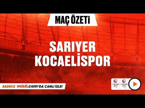 L27.01.2021 | Sarıyer 0-3 Kocaelispor | MisliTV