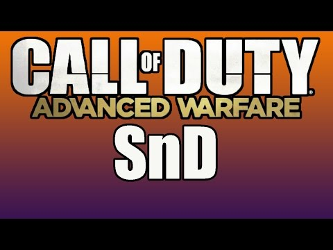 """SEARCH AND DESTROY"" - Call Of Duty Advanced Warfare (COD AW SnD)"
