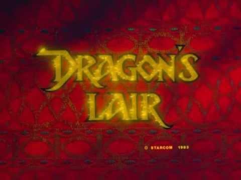 Dragon's lair intro