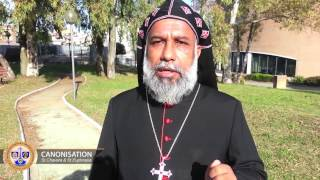 Cardinal Cleemis on New Saints from India - with Fr Taiju Thaliath