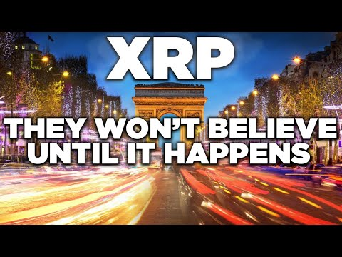 THIS IS WHY XRP PRICE WILL NOT STAY AT THESE LEVELS FOR MUCH LONGER!