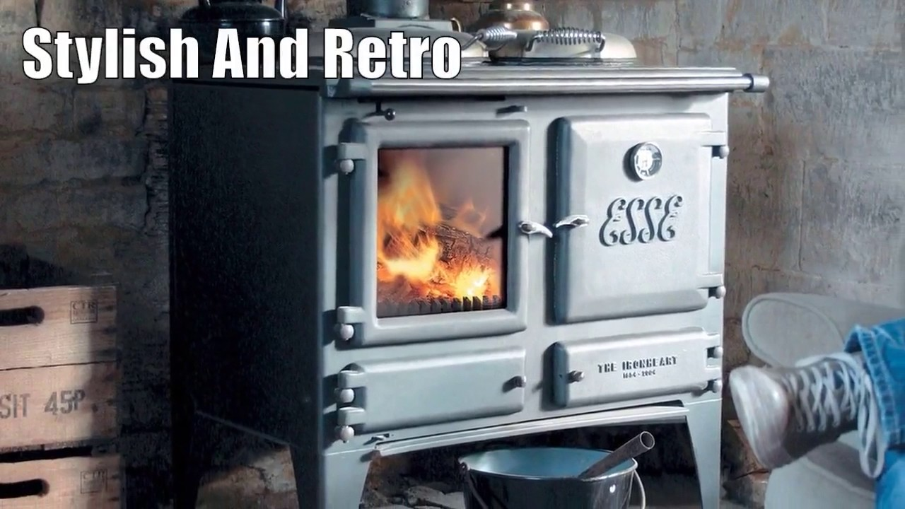 Esse Gas Ironheart The Best Gas Range Cooker UK - Traditional Cast ...