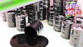Silme Barrels - Schleim in der Tonne - Slime Ölfass Öltonne
