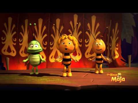 Biene Maja - der Tanz