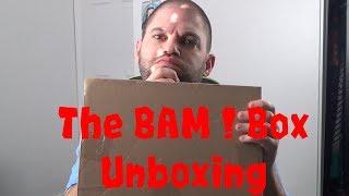 The BAM! Box Dec 18 Unboxing w/Nerdology Talks Back