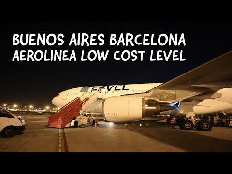 Volando con LEVEL a Barcelona