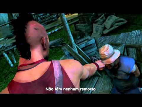 Far Cry 3 - Trailer de História do Jogo  [Legendado]