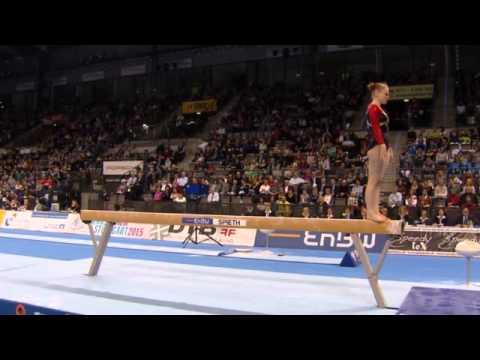 Artistic Gymnastics Stuttgart World Cup 2014