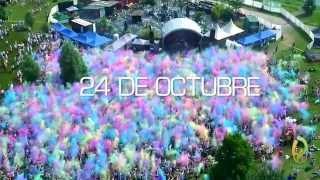 Holi Festival of Colours Chile 2015 - 24 de octubre - Venta de tickets 10 de agosto