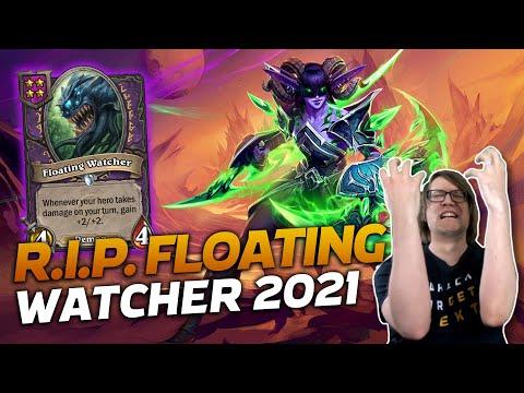 19.4 Patch Notes + R.I.P Floating Watcher! | Hearthstone Battlegrounds | Savjz