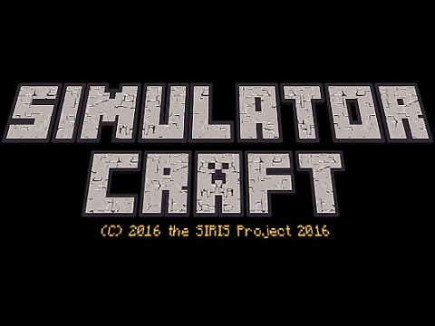 Simulator Craft a multimodal interface project HCI 2016