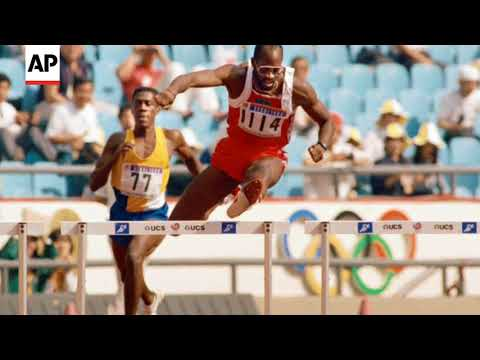 Edwin Moses Talks About Healing From Head Injuries