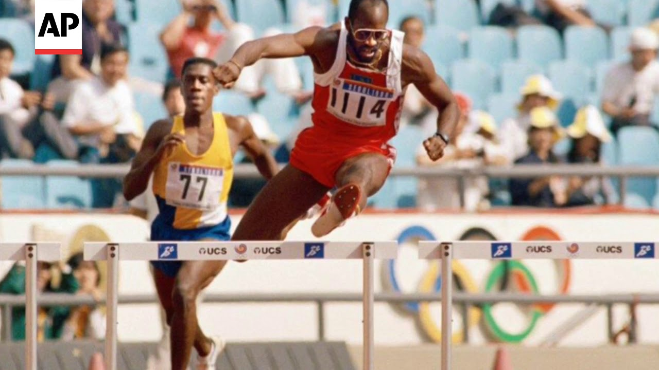 olympic hurdler moses - 1280×720