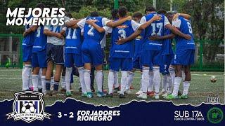 ARCO ZARAGOZA 3 - 2 Forjadores Rionegro | MEJORES MOMENTOS | LAF SUB 17A Primera Fase