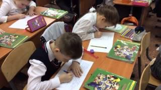 Неправильная осанка детей в первом классе