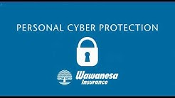 Personal Cyber Coverage From Wawanesa Mutual Insurance Company & Partner Preferred Insurance