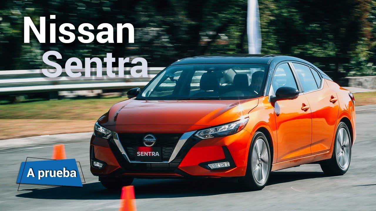 Nissan Sentra 2020 Mucha Seguridad Y Tecnologia Pero Sera Lider Del Segmento Autocosmos Youtube