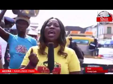 Eiìii Ghanaian BLASTS Judges Who Jailed Nursing Mother with kids in Prison