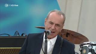 Status Quo - Interview & Liberty Lane(Rossi,Edwards) - ZDF-Fernsehgarten Germany 1-9 2019