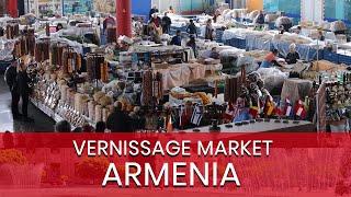 Vernissage Market Yerevan | Gum Market Yerevan