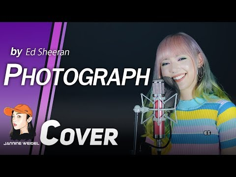 Photograph - Ed Sheeran cover by Jannine Weigel