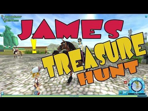 ✔ James Treasure Hunt ALL CLUES