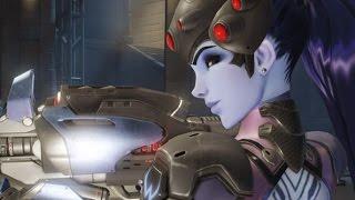 Widow Trickshotting Montage - Overwatch