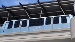 San Francisco International AirTrain To Rental Cars Complete Trip