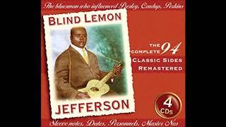 Blind Lemon Jefferson - Complete Vol B