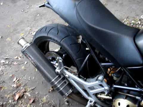 Ducati Open Clutch Sound