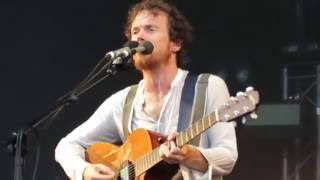 DAMIEN RICE - It Takes A Lot To Know A Man live at Cruïlla festival (Barcelona)