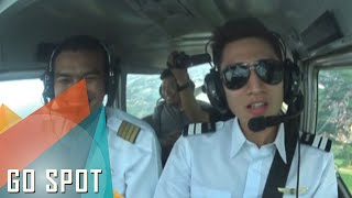 Video Jadi Pilot, Verrel Banjir Keringat Setelah Mendarat [Go Spot] [7 Feb 2016] download MP3, 3GP, MP4, WEBM, AVI, FLV Februari 2018