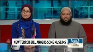 NCCM's Amira Elghawaby discusses PM's divisive comments on CBC's Power & Politics