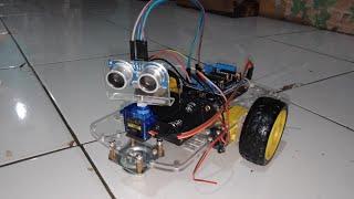 Video Arduino. Tutorial cara membuat Robot Obstacle Part1 download MP3, 3GP, MP4, WEBM, AVI, FLV Agustus 2018