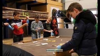 Praktijkklas Oldebroek op bezoek bij Tromp Tafels/></a> </div> <div class=