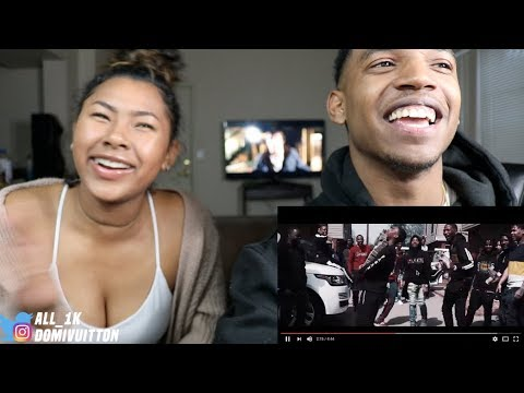 "BlocBoy JB ""Rover 2.0"" ft. 21 Savage Prod By Tay Keith (Official Video)-Reaction"