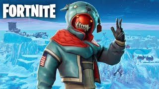 Fornite Battle Royale - Growler Going After Ice Storm Challenges